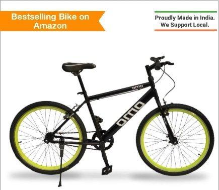 Best hybrid bike under Rs.10000