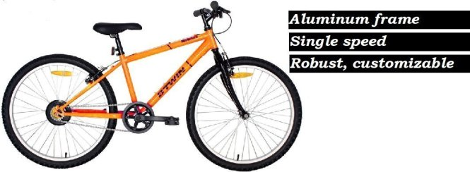 Best btwin cycle for kids