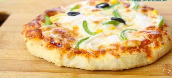 how to prepare pizza dough at home