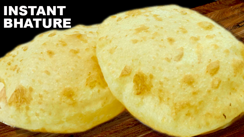 Image result for bhature