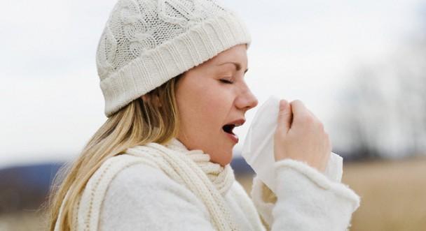 pilek flu
