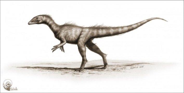 dinosaurus, Dracoraptor hanigani