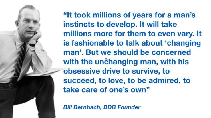 Bill Bernbach quotes