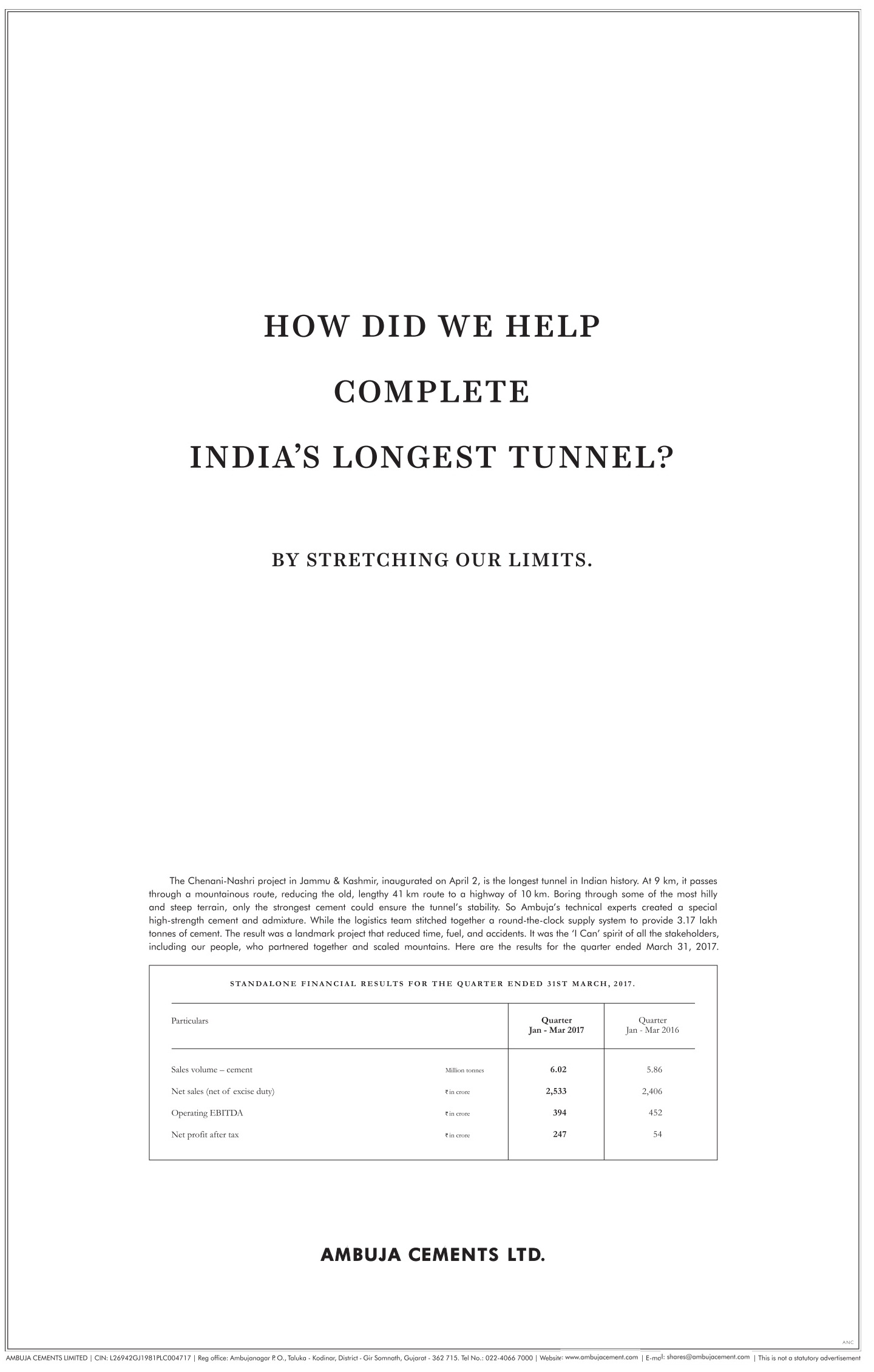 Given that print advertising craft has almost vanished from Indian  advertising, this was refreshing to see.