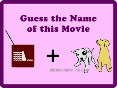 Movie Rebus Riddle