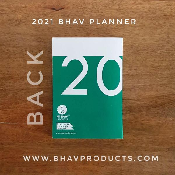 Bhav Products 2021 Planner