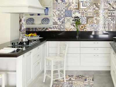 Piastrelle per cucina ceramiche per pavimenti e rivestimenti