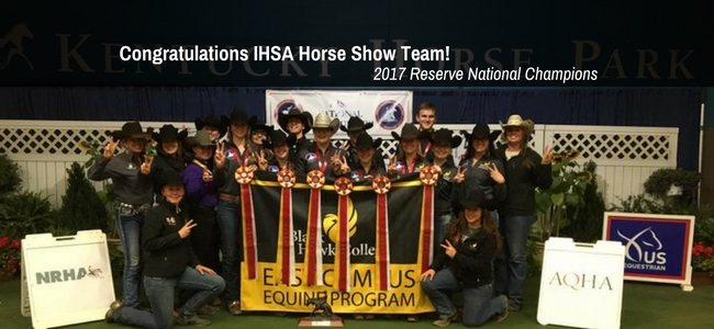 2017 IHSA Reserve National Champions