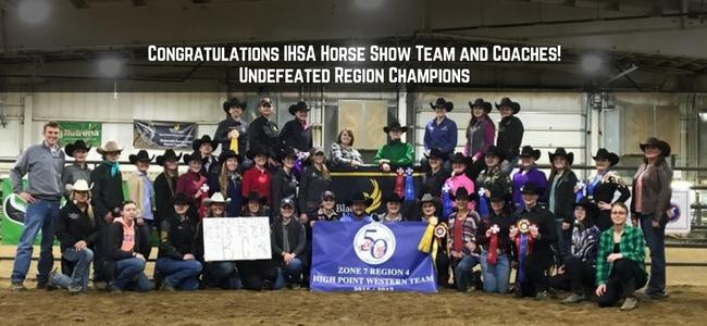 IHSA Region Champions