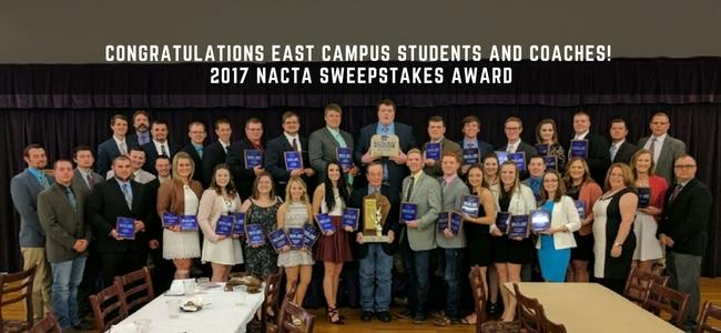 2017 NACTA Champions