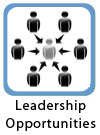 leadership opportunties