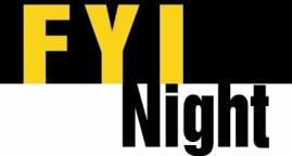 FYI Night 2013