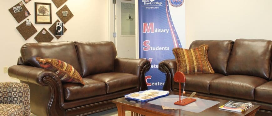 Military Students and Veterans Center