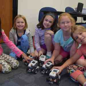 Engineering Camp at college for kids 2017