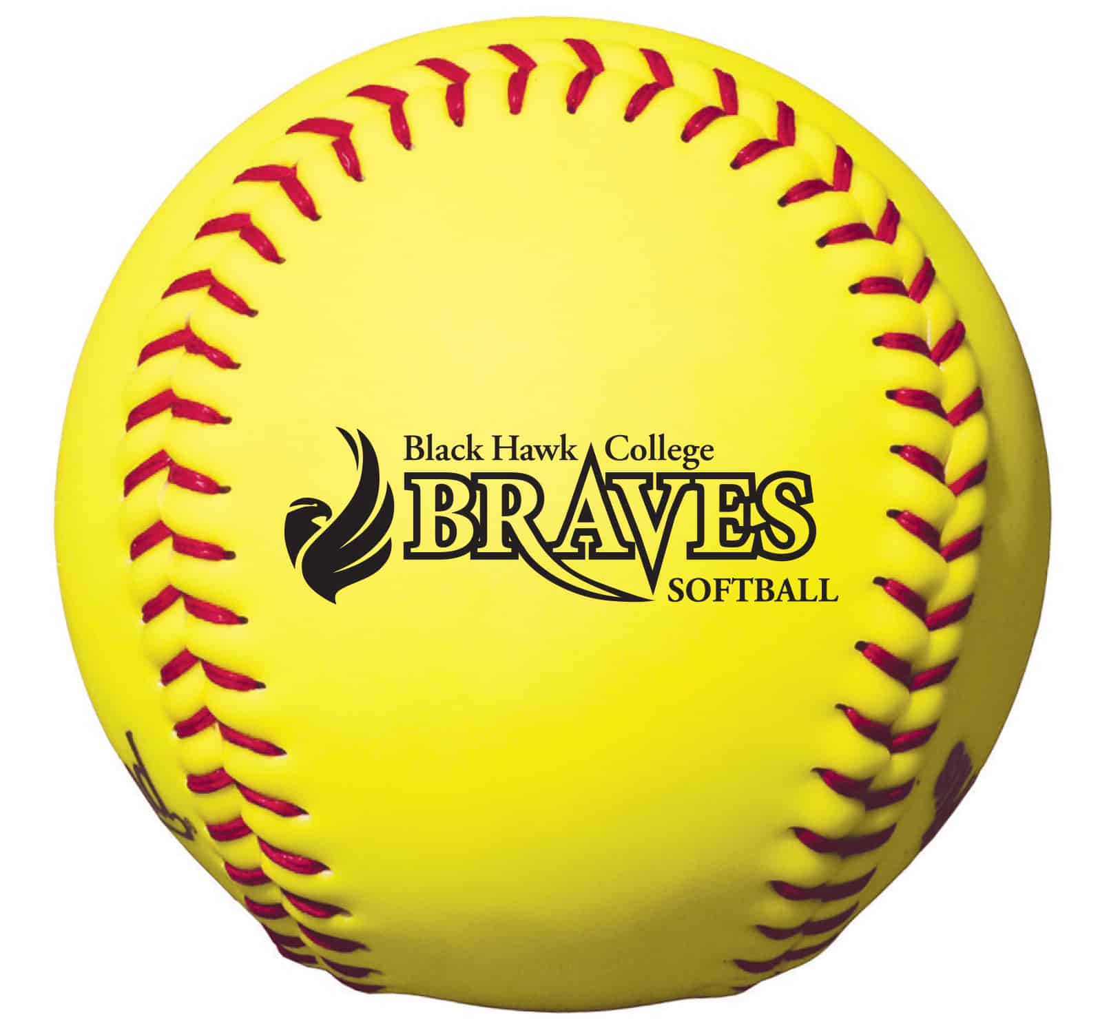 Braves Softball Logo
