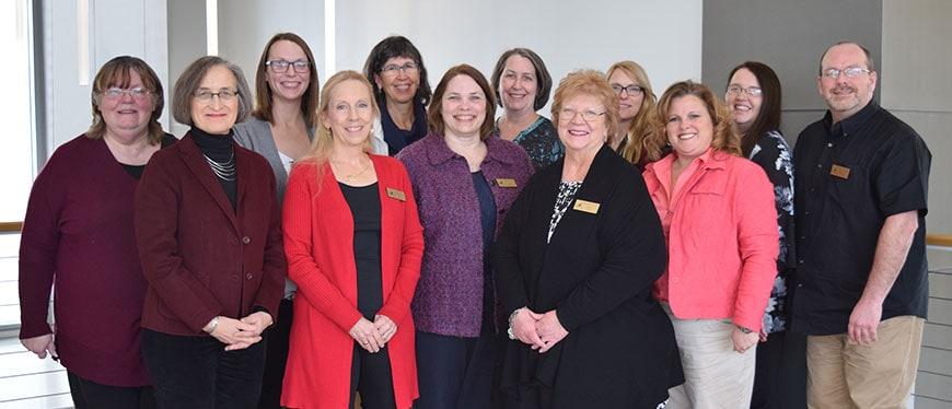 Nursing Department Faculty Team Photo