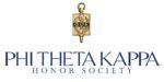 Phi Theta Kappa logo with key on top