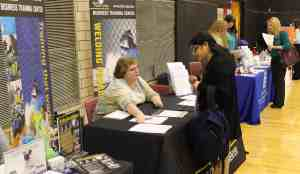Quad Cities Campus Job Fair 2017 Business Training Center