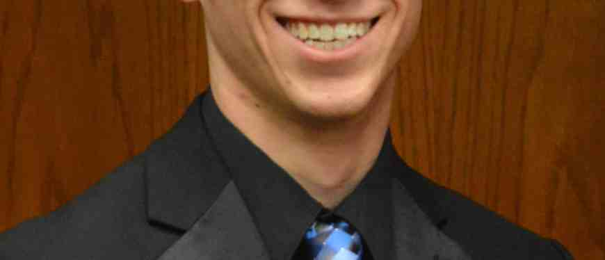 Nick Cave student trustee 2018-19