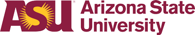 Arizona State University ASU logo