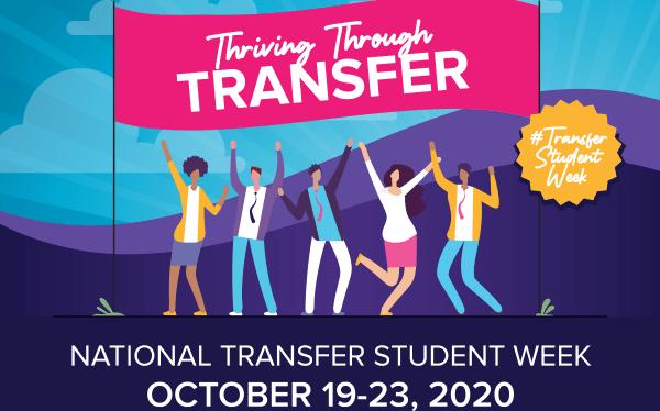 National Transfer Student Week illustration