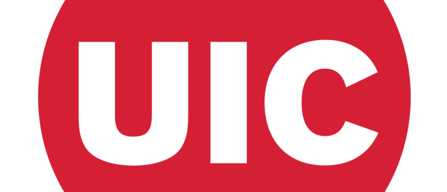 circular red & white UIC logo