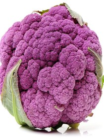 Colored cauliflower (250g)