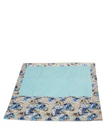 Ladies Quilted Masalla (Sky Blue)
