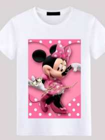 Evergreen Collection Mickey Mouse Printed Kids T-shirt