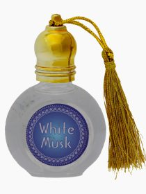 White Musk Attar Perfume-Pure, Natural & Undiluted Perfume Oil 10ml- Unisex Long Lasting Alcohol Free Attar
