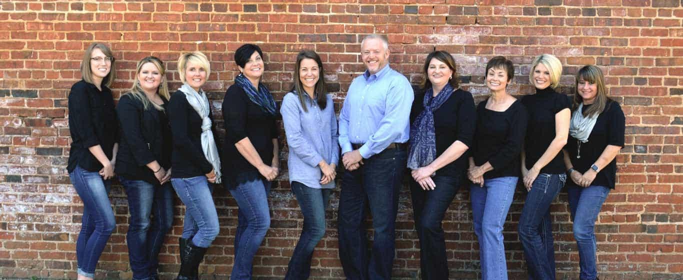 The Hester Dental Team in Kennesaw