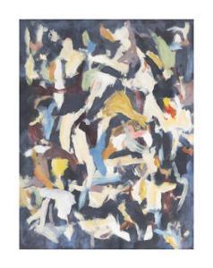 Lot 73, David Aspden, Untitled, 1983-84, est. $3,000-5,000. All we ask is Aspden