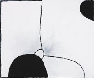 Lot 9 - Paddy Bedford, 150 x 180 cm, est. $110,000-150,000. 50 Shades of Grey