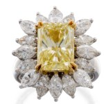 Lot 187 diamon ring