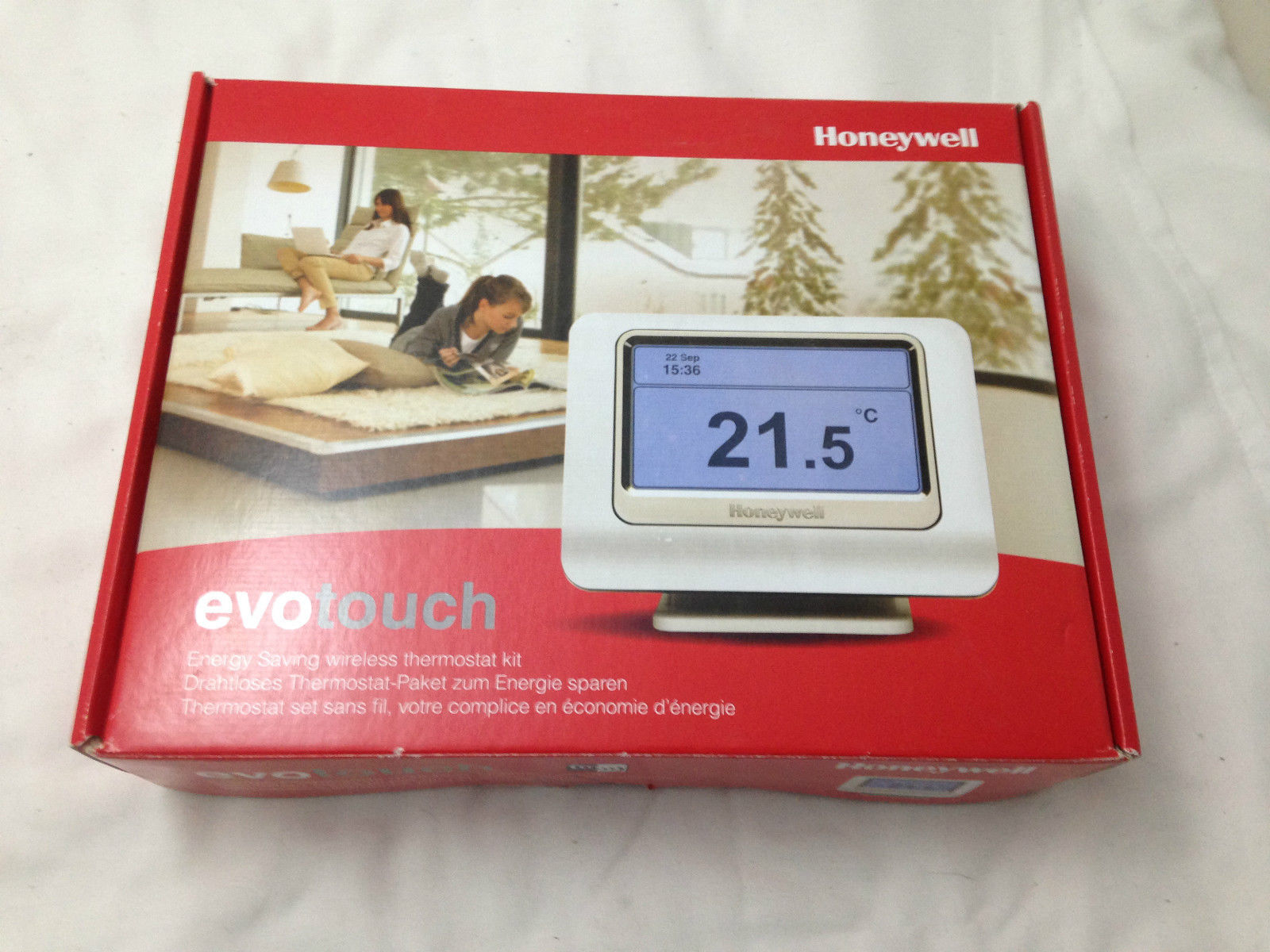 honeywell wifi thermostat kit blank diagram of synapse evotouch wireless programmable