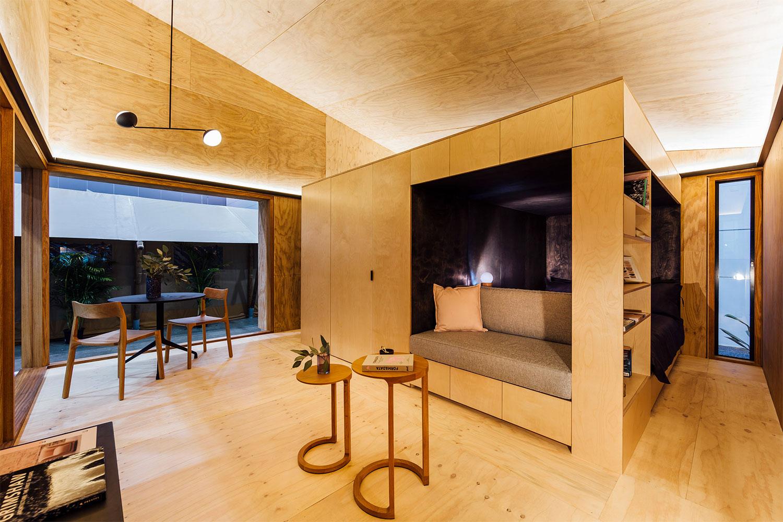 The Australian Tiny House Designed For Ikea Furniture