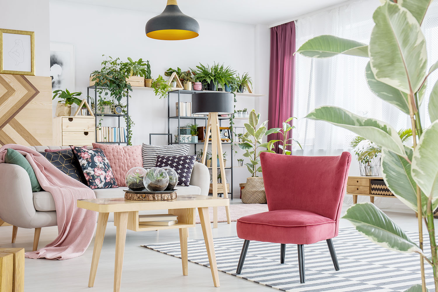 These 3 Trends Will Be Taking Over Interiors In 2019