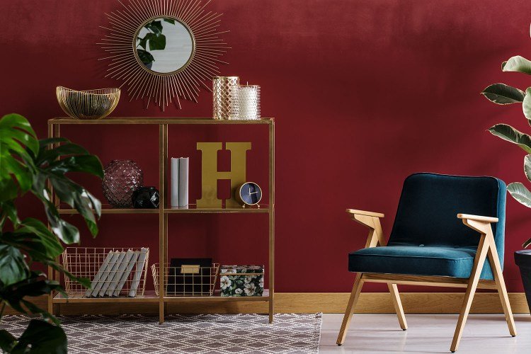 Colours That Go With Red The Best Red Colour Combinations Better Homes And Gardens