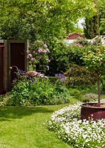 Country Style Homes and Garden