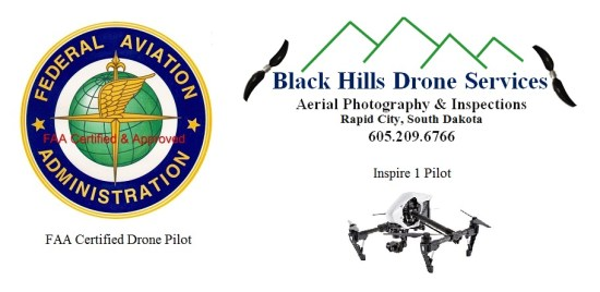 Rapid City, SD Aerial Photography