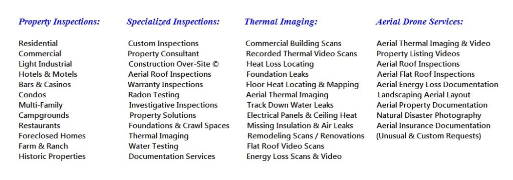 Rapid City Inspection Services