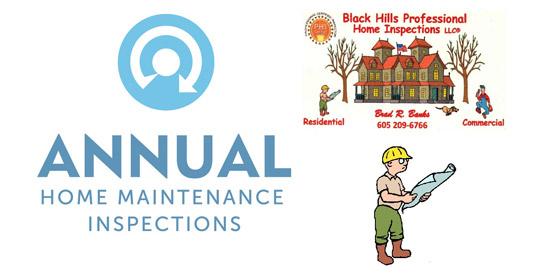 Black Hills Residential Inspector