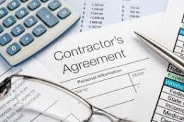 Contractors Agreement