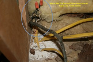 Attic wiring - Get Fast Inspections By Home Inspectors In Rapid City, SD - Serving Black Hills Area