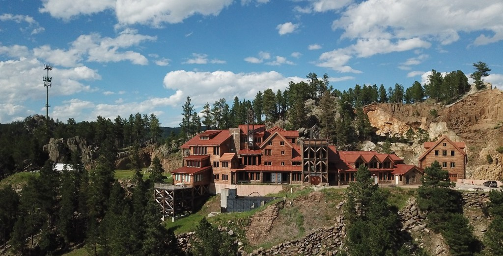 Homes in the Black Hills