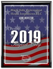 Rapid City's leading Inspector