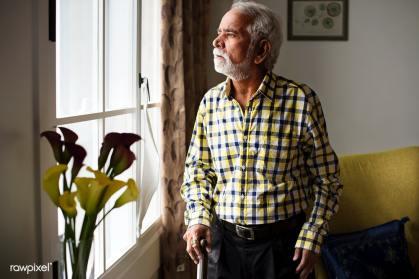 Senior Citizens at home