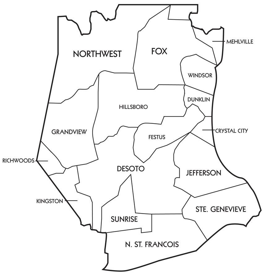 Jefferson County School Districts