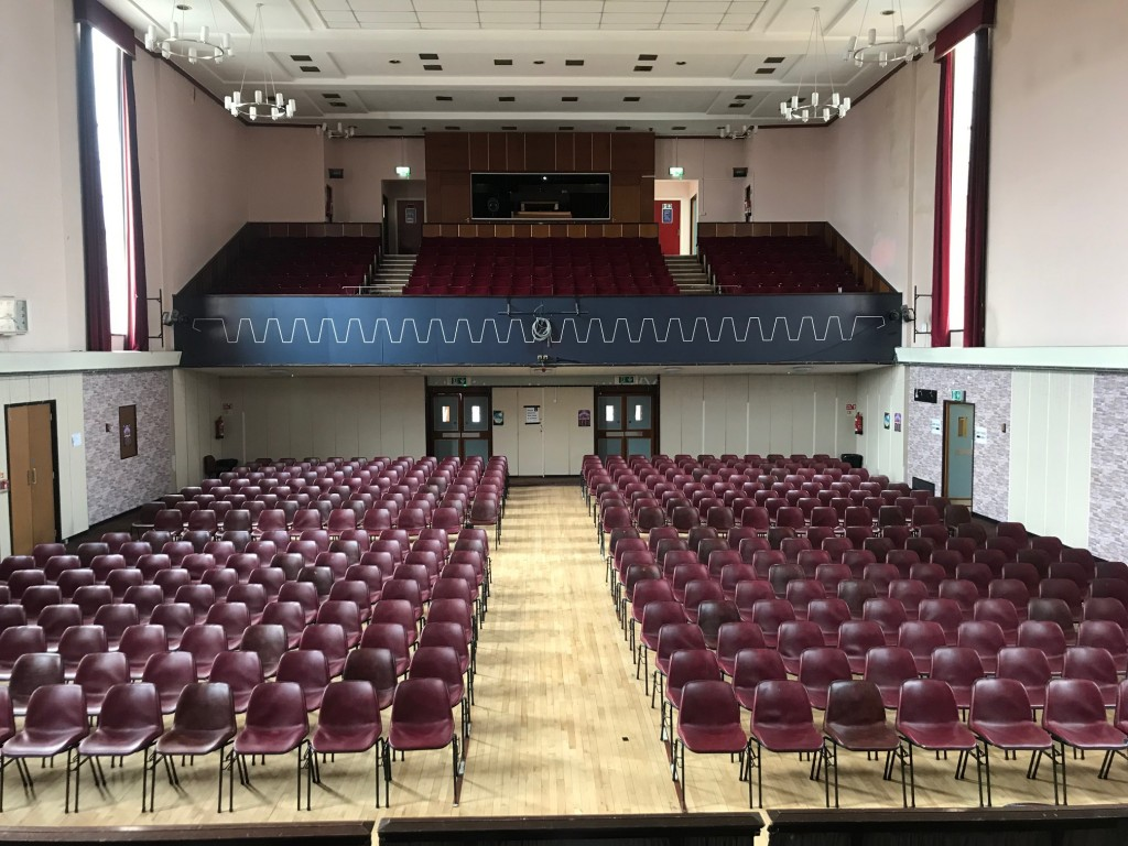 Layout Options Image Gallery  Brierley Hill Civic Hall