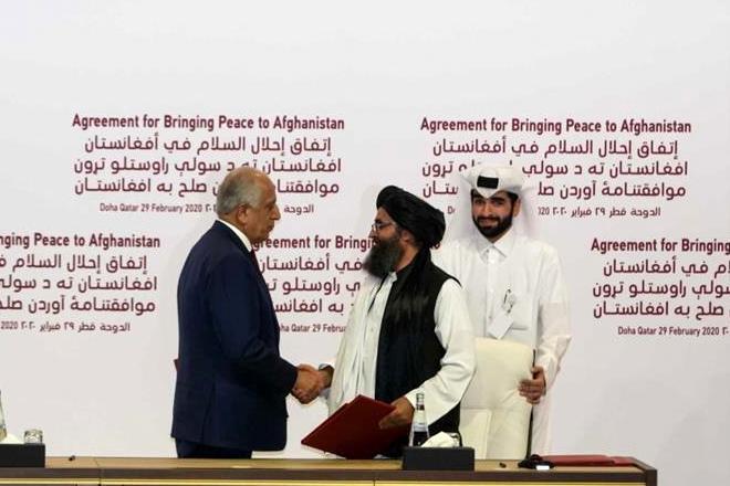 १८ वर्ष लामो युद्धपछि अमेरिका र अफगानी तालिवानबीच शान्ति सम्झौता